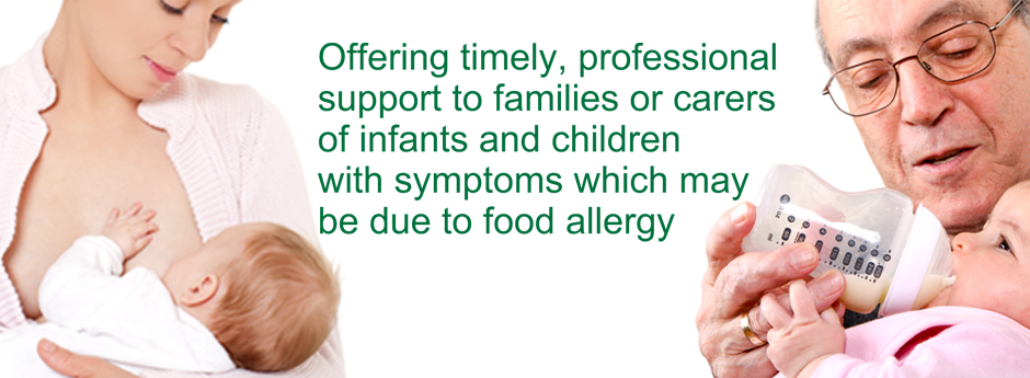 Food Allergy Nottingham Service (FANS) welcomes you to the new website